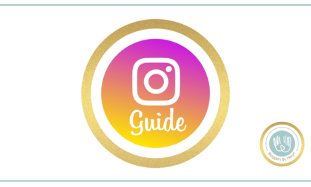 Simple tips – Instagram guide for bloggere