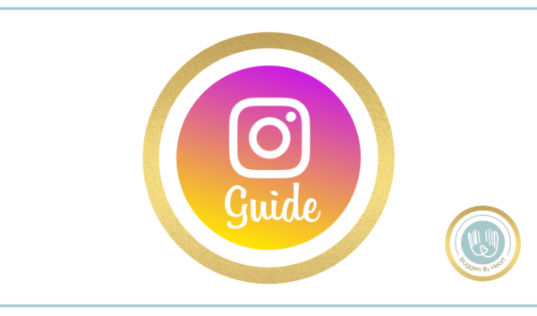 instagram guide for bloggere