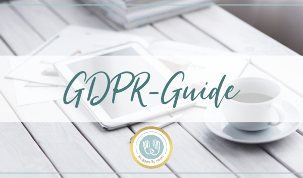 GDPR for bloggere
