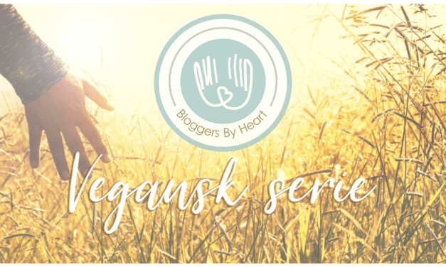 World Vegan Month – Vegansk madserie hos Bloggers By Heart