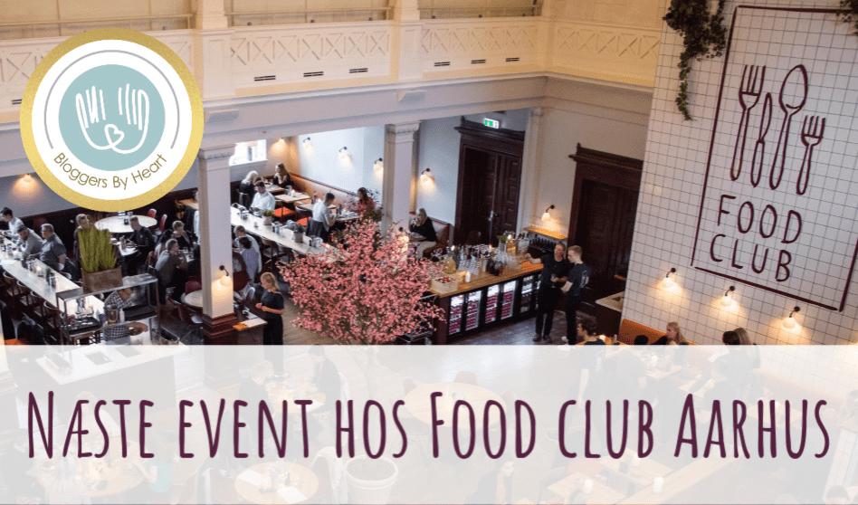 blogevent hos food club aarhus