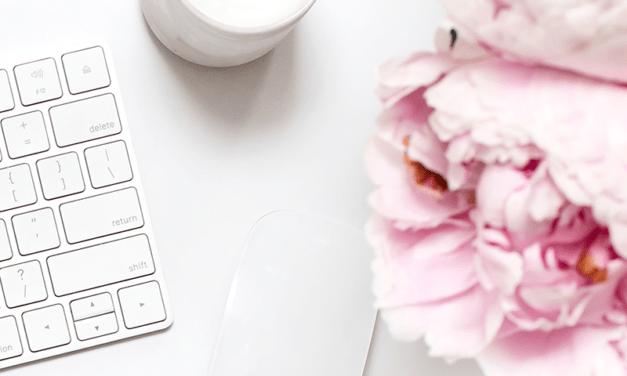 Sådan får du tid nok til din blog – 10 tips til dig