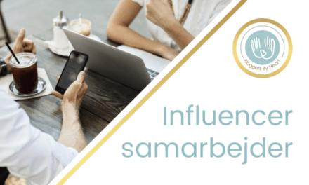 Sådan sikrer du et godt samarbejde med influencere [Guide]
