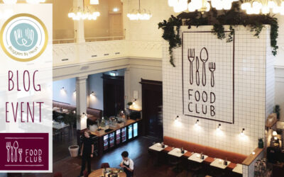 Vellykket blogevent på FOOD CLUB Aarhus