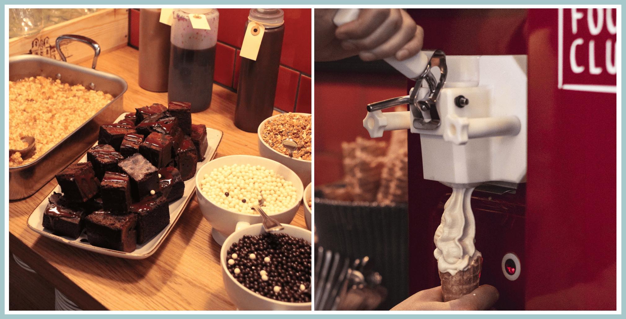 food club århus dessert buffet