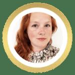 Rødhåret livstilsblogger siri