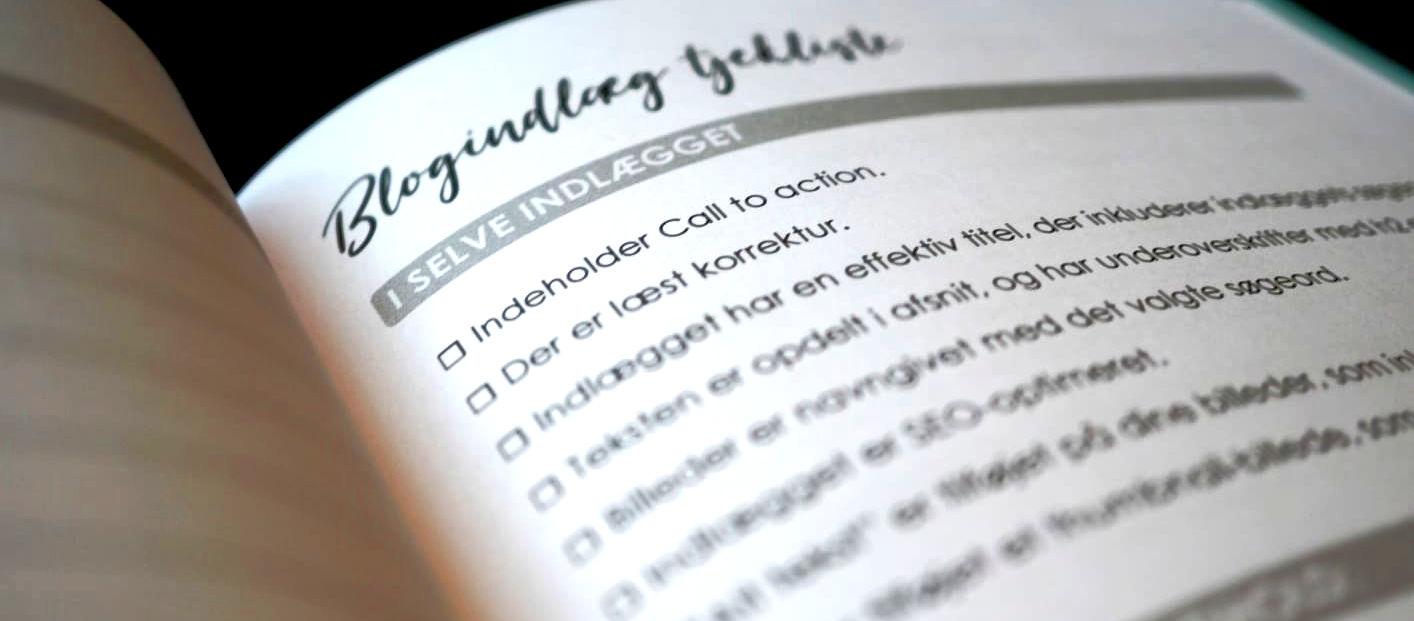 bloggers by heart blogger bog notesbog