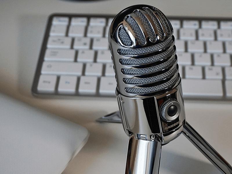 sådan laver du en podcast