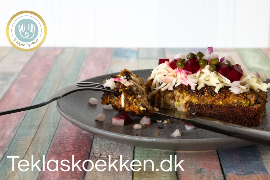Vegansk og glutenfri parisertoast bloggers by heart