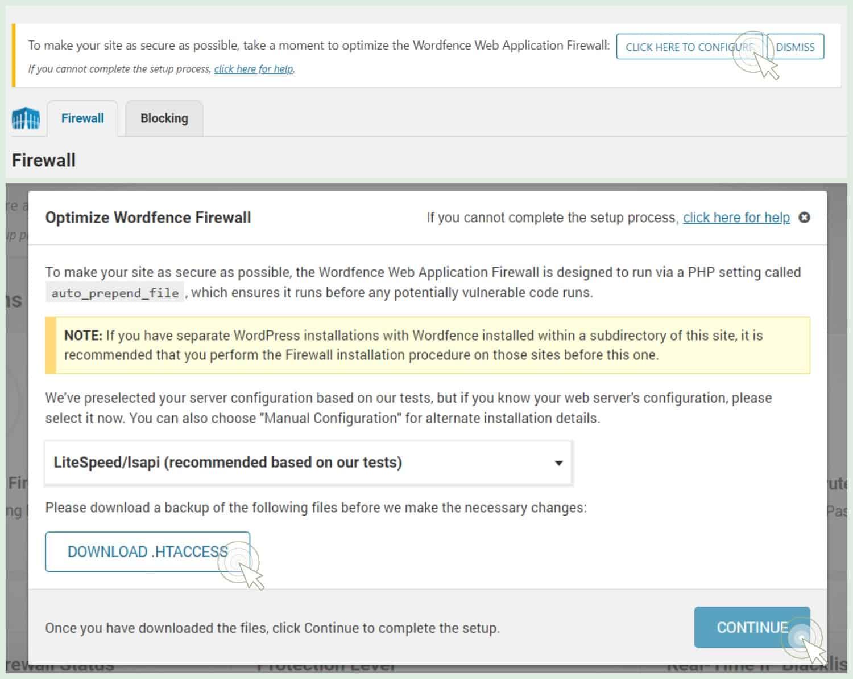 undgå hackerangreb på din blog med wordfence