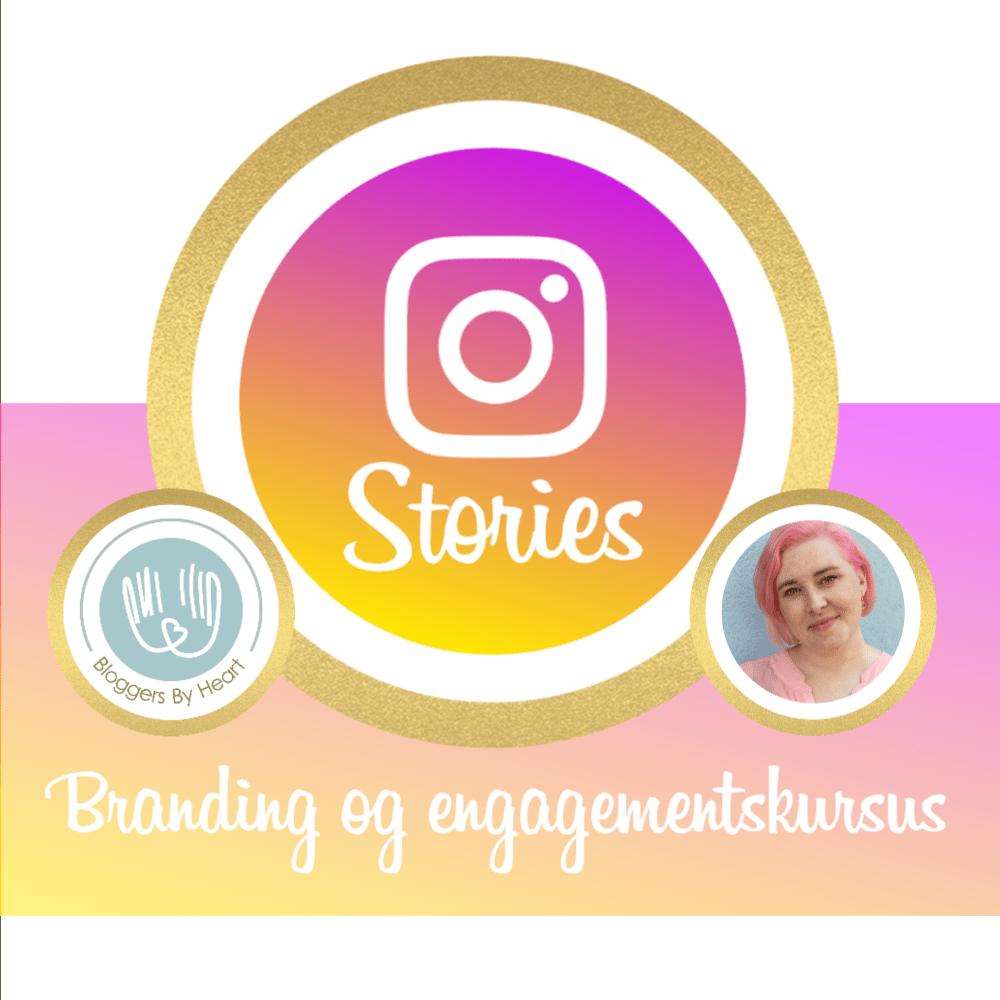 Instagram story kursus