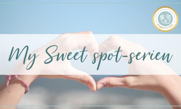 My sweet spot – Bloggernes favoritsteder
