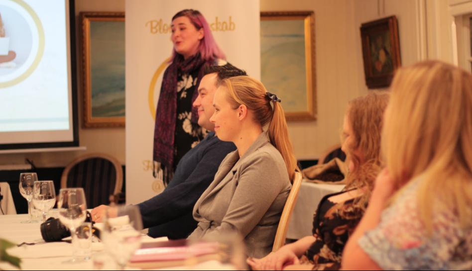 rejsebloggere til blogevent på hotel kirstine i næstved