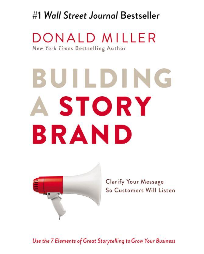 bogen building a story brand af donald miller